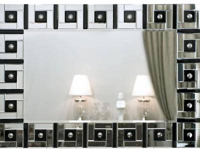 Зеркало декоративное с узорами KFH134