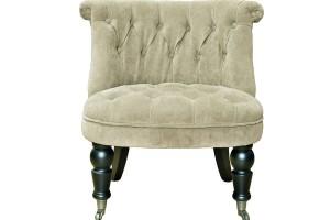 Кресло для гостинной бежевое