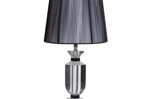Светильник настольный хрустальный в виде кубка
