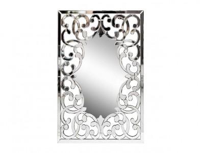 Зеркало декоративное с резным узором 17-0926